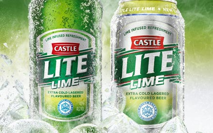 INTRODUCING NEW CASTLE LITE LIME
