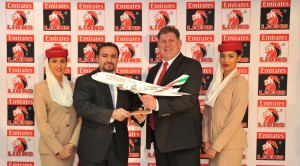 Emirates sponsorship