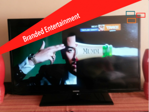 branded entertainment trender
