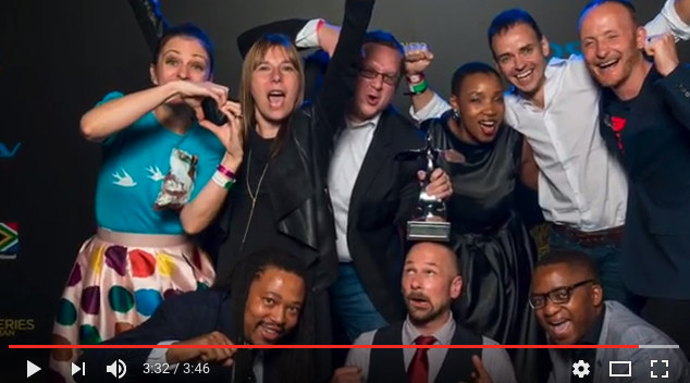 Watch the Loeries 2016 Video
