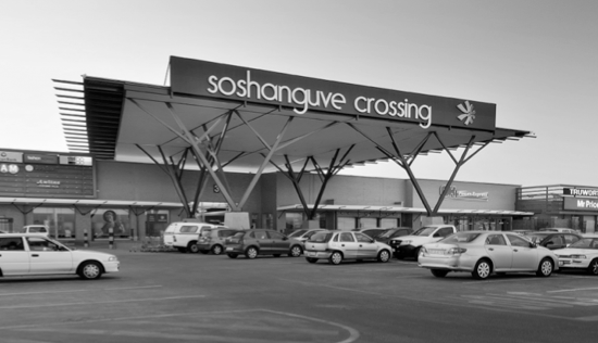 Now available: The modern South African township