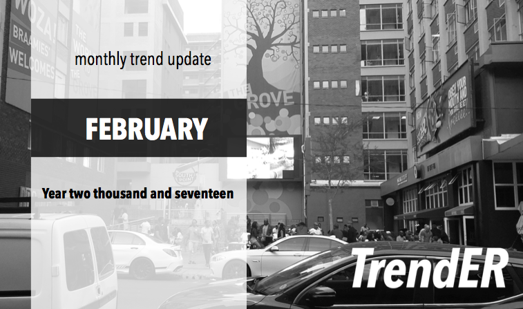 Trend Update: The February Edition