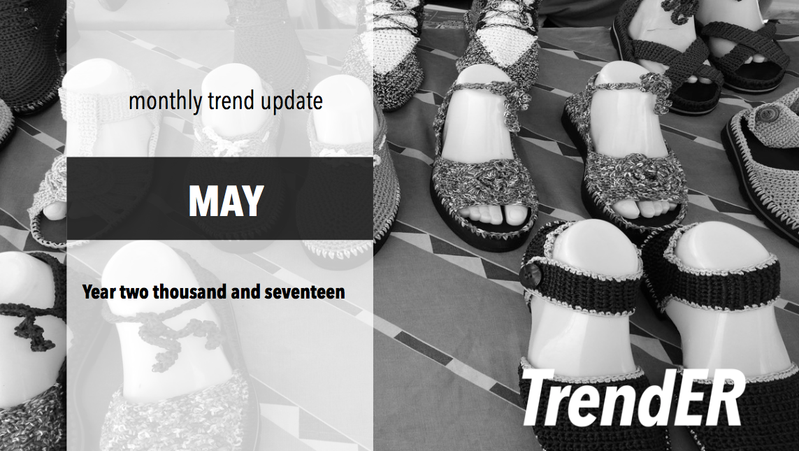 May trend report