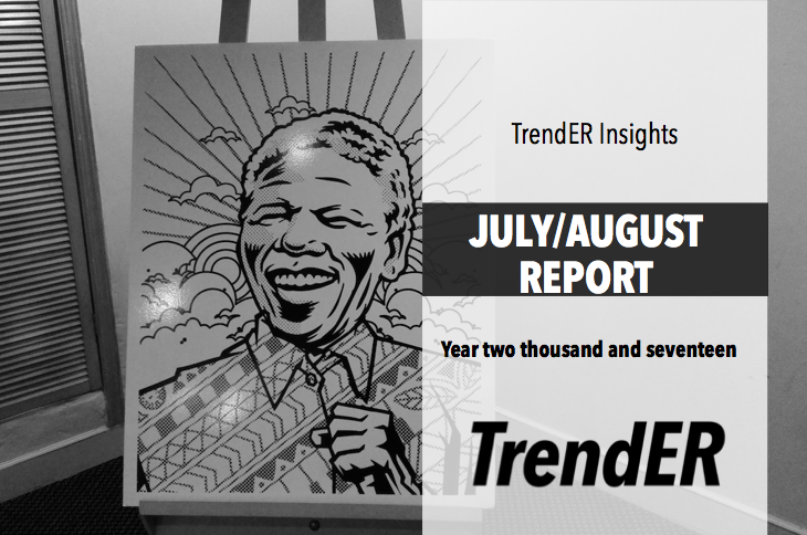 July/August trend report