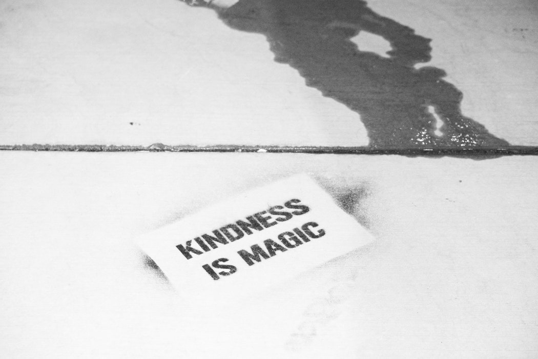 Beauty & Wellness : Kindness is magic
