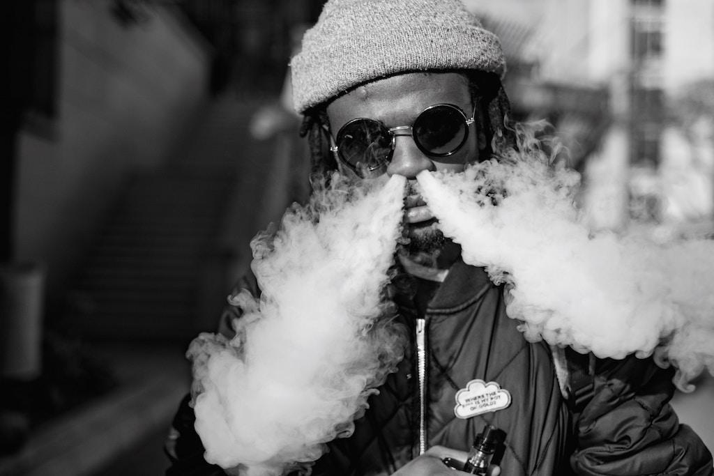 Smoking is social